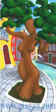 Albero a Venezia